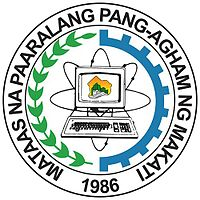 Makati Science High School Logo