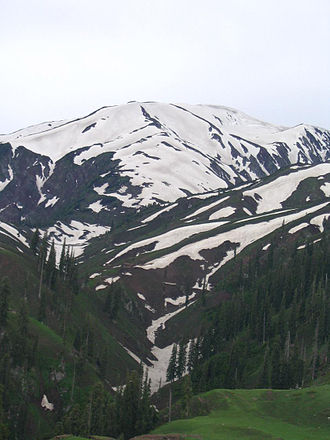 Mansehra District - Makra Peak