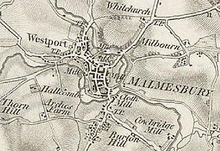 Westport, Wiltshire former village and civil parish in Wiltshire, England