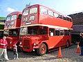 Manchester Corporation bus 4632 (4632 VM), 2007 MMT PD2 60 weekend.jpg