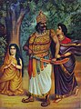 Mandodaree Repressing the Wrath Of Ravana.jpg