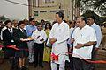 Manish Gupta Cuts the Ribbon - Inaugural Function - MSE Golden Jubilee Celebration - Science City - Kolkata 2015-11-17 4910.JPG