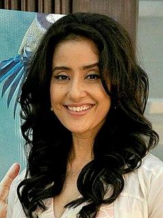 Nepali actress and social activist