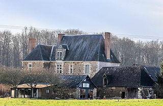 Les Hauts-dAnjou Commune in Pays de la Loire, France