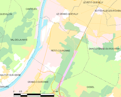 Map commune FR insee code 76497.png