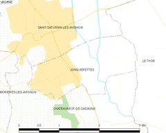 Map commune FR insee code 84055.png