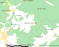 Map commune FR insee code 88050.png