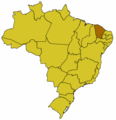 Map of Ceara state in Brazil.png