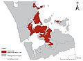 Map of the Auckland urban area, 2009.jpg
