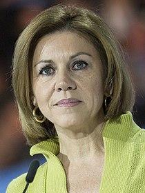 María Dolores de Cospedal García 2017b (cropped).jpg
