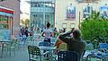 Marburg-Eiscafe Catagro - Blick aufs Cineplex.jpg