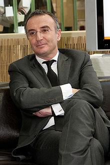 Marc-Antoine Jamet, en 2009.