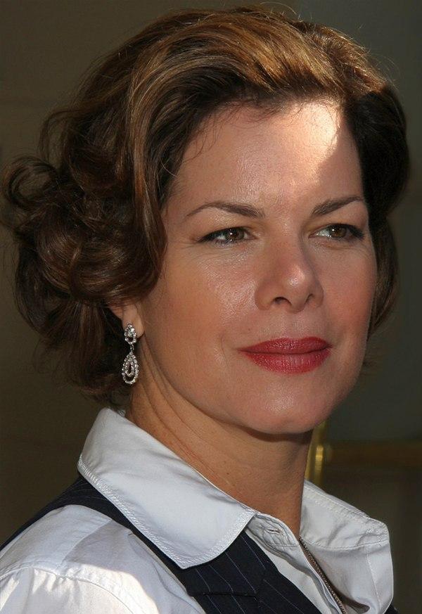 Photo Marcia Gay Harden via Wikidata