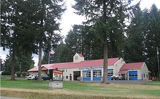 Marcola, Oregon Unincorporated community in Oregon, United States