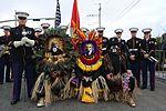 Mardi Gras welcomes the 2nd MAW Band 170228-M-YO095-076.jpg