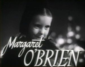 Margaret O'Brien in Journey for Margaret trailer 2.jpg