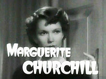 Marguerite Churchill dans Dracula's Daughter