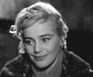 Maria Schell - Maria Schell in Le notti bianche (1957)
