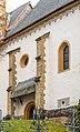 Maria Wörth Pfarrkirche hll. Primus und Felician N-Portal 05122018 6392.jpg