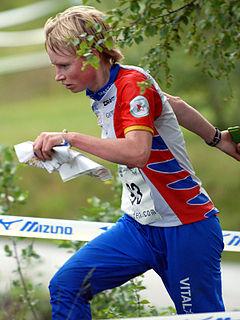 Marianne Andersen Norwegian orienteer