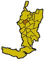 Mariano del FriuliLocatie.png