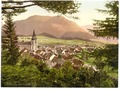 Mariazell, general view, Styria, Austro-Hungary-LCCN2002710976.tif