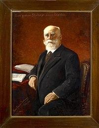 Marie-Thérèse Glaesener-Hartmann - Portrait of Paul Eyschen - 1916.jpg