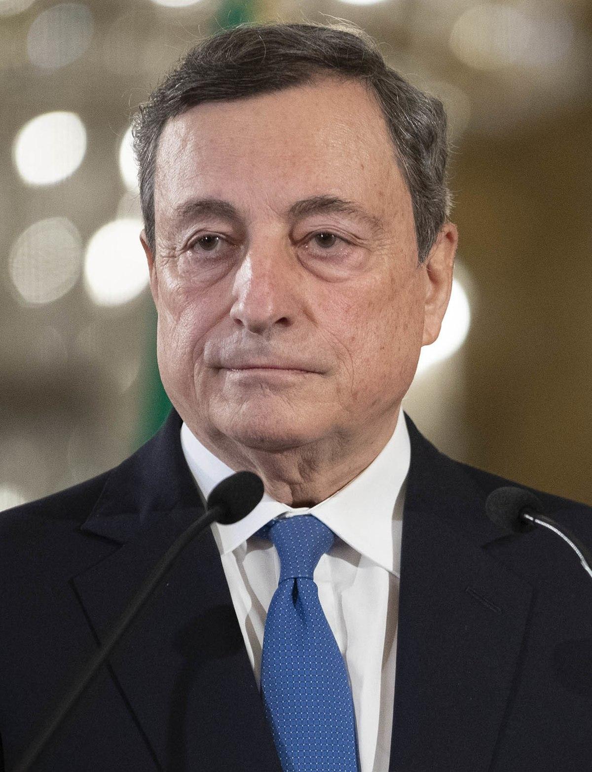 Mario Draghi - Wikipedia