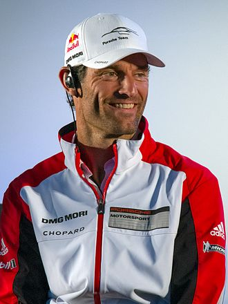 Mark Webber - Webber in 2014