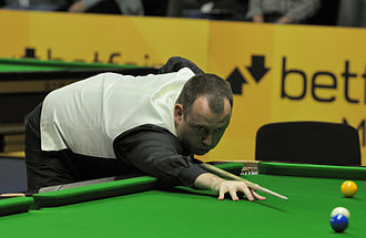 Mark Williams (snooker player) - 2013 German Masters