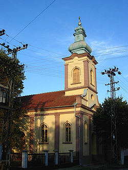 Markovac, Greek-Catholic church.jpg