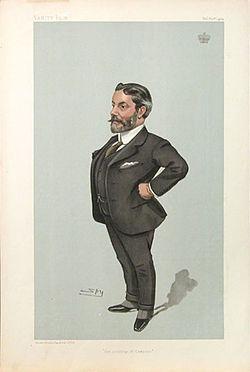 Marquess of northampton vanity fair 1904 02 11