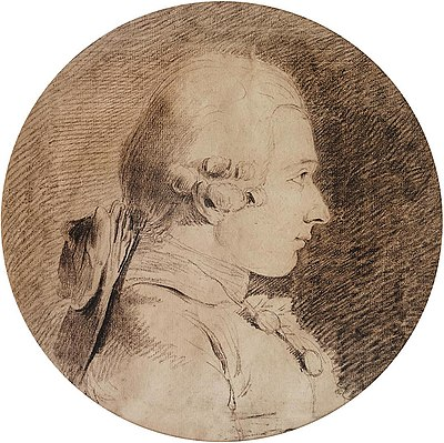 Picture of an author: Marquis De Sade