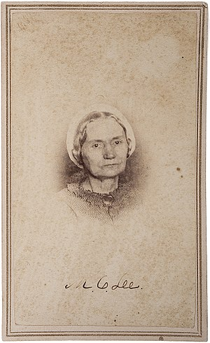 Mary Anna Custis Lee - Mary Anna Custis Lee