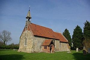 Mashbury - Mashbury parish church