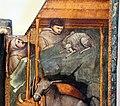 Maso di banco, maestà e santi, natività e crocifissione, 1335-50 ca. 06 pastori e pecora.jpg