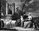 Master of the Béguins - Peasant Family at a Well - Google Art Project.jpg