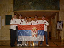 International Mathematical Olympiad - Wikipedia