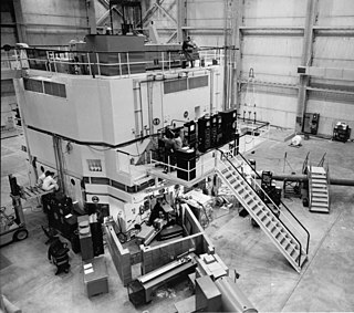 Materials Testing Reactor Early nuclear reactor that provided essential research for future reactors