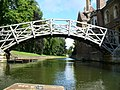 Mathematical Bridge, Cambridge - panoramio.jpg