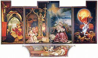 Matthias Grünewald German Renaissance painter