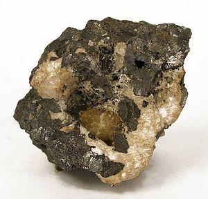 Matlockite - Image: Matlockite 190524
