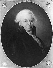 Jan Brouwer Joachimsz (1744-1821) adjunct-burgemeester van Amsterdam 1811-1813; burgemeester van 1813-1821