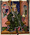 Matthias I (Chronica Hungarorum).jpg