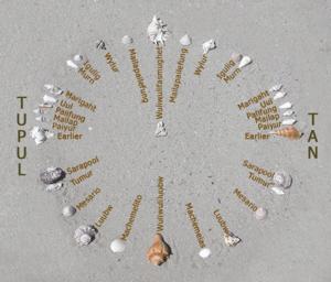 Mau Piailug - Image: Mau star compass