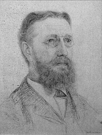 Max Carl Wilhelm Weber - Image: Max Wilhelm Carl Weber (1852 1937), by Ferdinand J Hart Nibbrig (1866 1915)