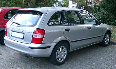 Mazda Familia Wikiwand Images, Photos, Reviews