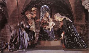 Guido Mazzoni (sculptor) - Adoration of Shepherds, Cathedral, Modena