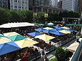 McCormick Tribune Plaza & Ice Rink, Millennium Park, Chicago, Illinois (9181705672).jpg