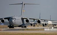 94-0070 - C17 - Air Mobility Command